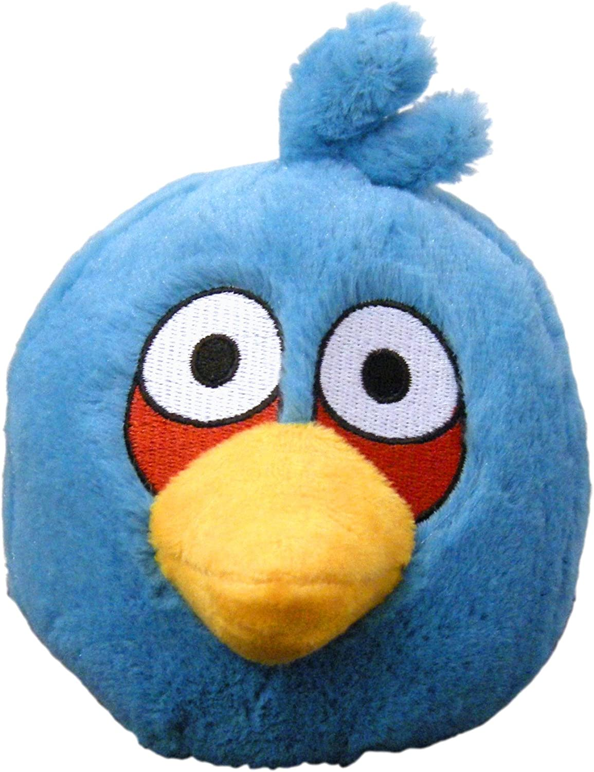 Angry Birds Plush 5Inch bluee Bird with Sound