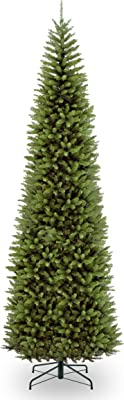 National Tree Company Artificial Christmas Tree | Includes Stand | Kingswood Fir Slim - 12 ft