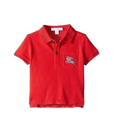 Burberry Kids Mini Grant Polo (Infant/Toddler)