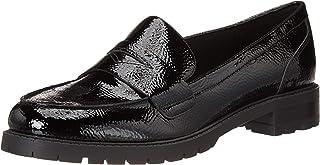 حذاء نسائي بدون كعب من Nine West حذاء wnNaveen3، أسود، 8