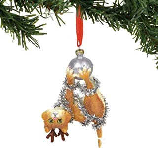 Image of Gary Patterson Cat Christmas Ornament