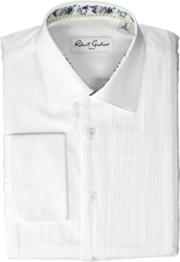 39e5e021 Robert rodriguez tuxedo shirt white, Clothing, Men | Shipped Free at ...