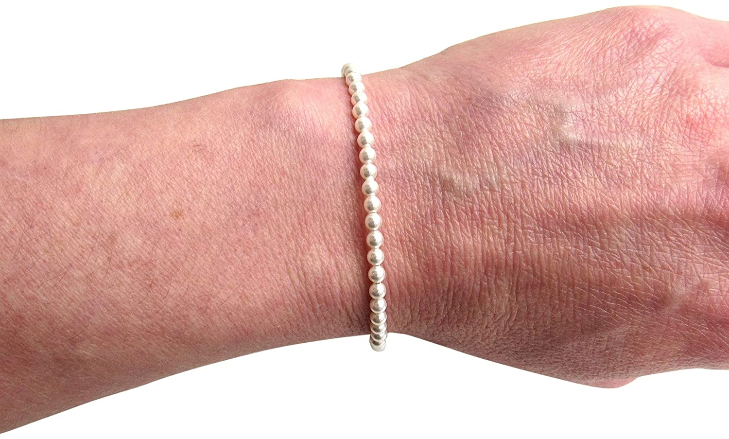 Seed Pearl Elegant Bracelet Minimalist New mail order Jewelry an Choice Size of