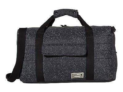 HEX Galaxy Drifter Duffel (Black Reflective) Duffel Bags