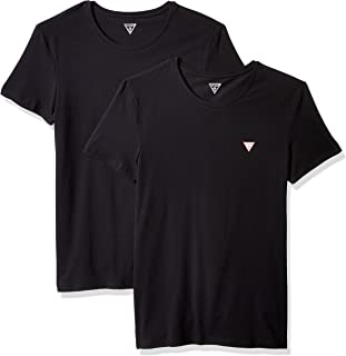 Men's Triangle Logo Crew Neck 2 Pack T-Shirt