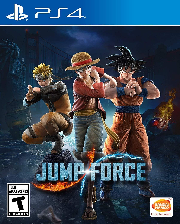 Jump Force Standard PlayStation 4