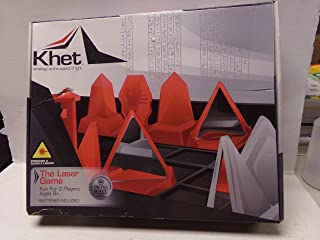 Khet Strategy at The Speed of Light