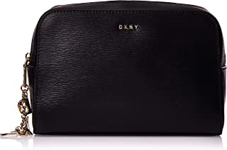 DKNY Handbag for Women, Black/Gold - R91R3A68