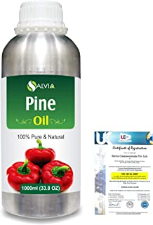 Pine (Pinus Sylvestris) 100% Natural Pure Essential Oil 1000ml/33.8fl.oz.