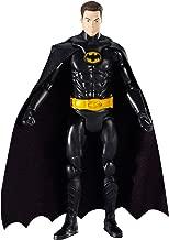 DC Comics Multiverse Basic Figure Unmasked Variant Batman [Michael Keaton] 4 Inches