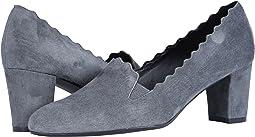 Grey Suede/Match Elastic