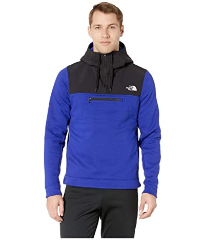 The North Face Rivington Pullover (Aztec Blue) Men