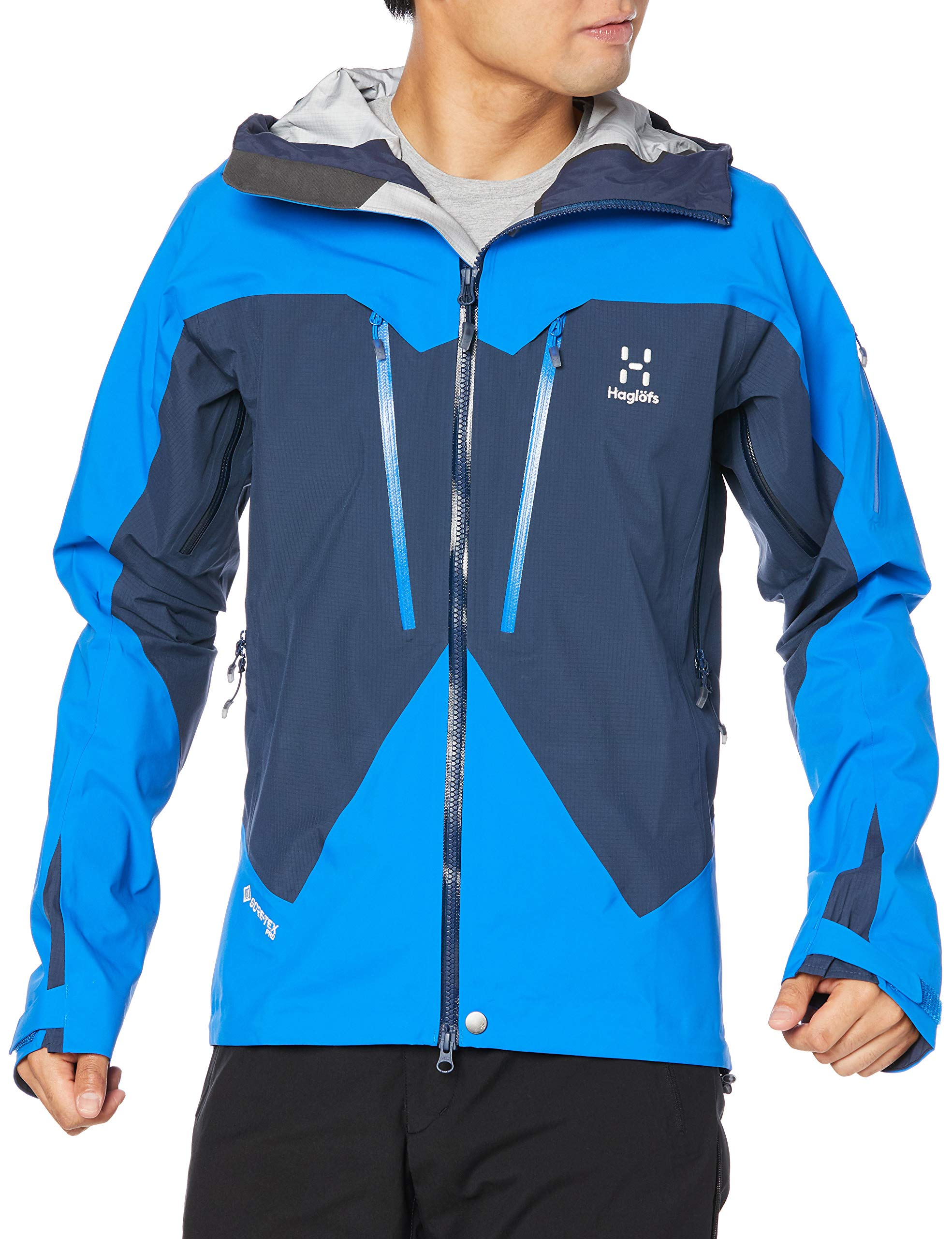 Haglöfs Spitz Jacken, Blau (tarn Blue) / Größe: S, Small