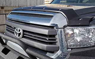 FormFit Textured Black Tough Guard Hood Protector Bug Shield Deflector Fits 2014-2018 Toyota Tundra