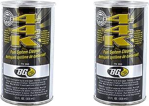 BG 44K Fuel System Cleaner Power Enhancer 2 Pack 11oz can