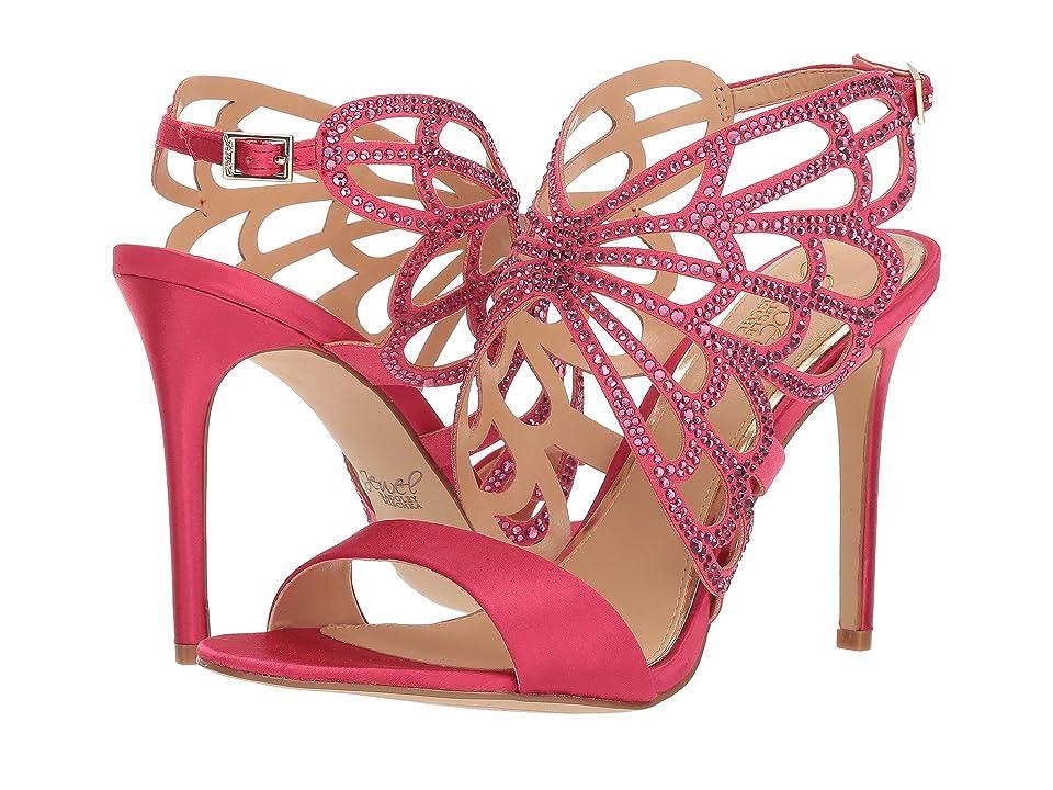 Jewel Badgley Mischka Taresa (Pink) Women