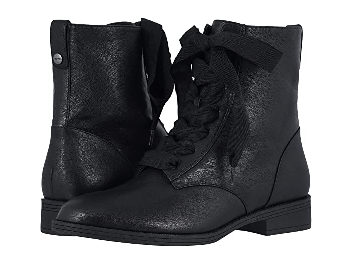 Women's Vintage Shoes & Boots to Buy VIONIC Jayce Black Womens Boots $189.95 AT vintagedancer.com