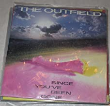 45 Rpm Vinyl Single the Outfield Better Than Nothing / Since Youve Been Gone