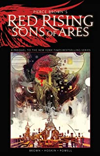 Pierce Brown's Red Rising: Sons of Ares – An Original Graphic Novel TP
