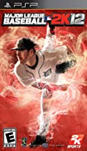 Major League Baseball 2K12 - Sony PSP