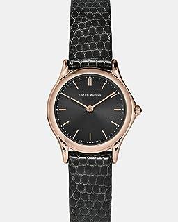 EMPORIO ARMANI Women's ARS7201 Analog Quartz Grey Watch