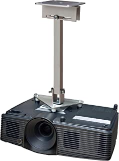 PCMD, LLC. Projector Ceiling Mount Compatible with Hitachi CP-SX8350 WU5500 WU5505 WU8440 WU8450 WU8451 with Lateral Shift...