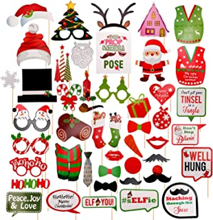 Best merry christmas photo prop Reviews