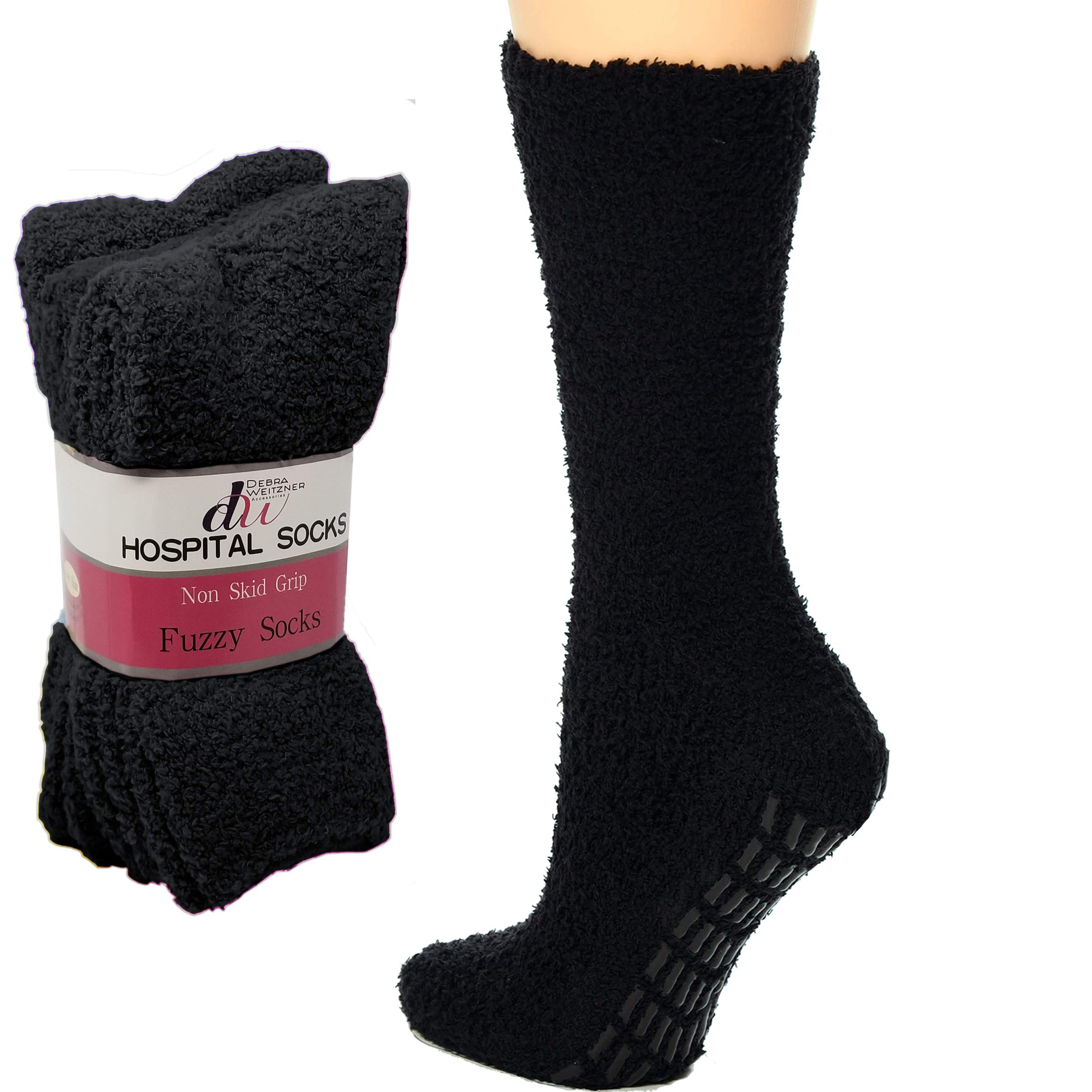 Non Skid Hospital Socks For Women Men Cozy Fuzzy Socks 3 Pairs Buy Online In Barbados Missing Category Value Products In Barbados See Prices Reviews And Free Delivery Over Bds 150 Desertcart