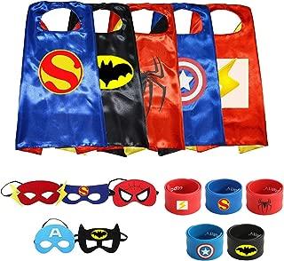 lollipop superhero capes