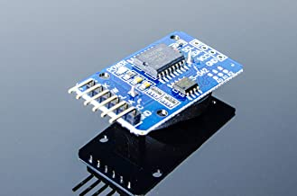 ACROBOTIC DS3231 RTC Real-Time Clock AT24C32 I2C EEPROM Memory Module Breakout Board for Arduino Raspberry Pi ESP8266