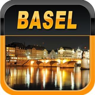 Basel Offline Map Travel Guide(Kindle Tablet Edition)