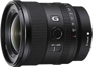 $805 » Sony FE 20mm F1.8 G Full-Frame Large-Aperture Ultra-Wide Angle G Lens, Model: SEL20F18G (Renewed)