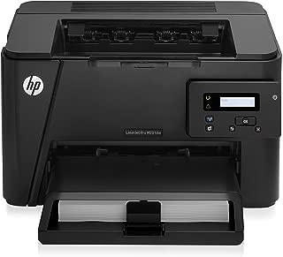 HP Laserjet Pro M201dw Wireless Monochrome Printer, Amazon Dash Replenishment Ready (CF456A) (Renewed)