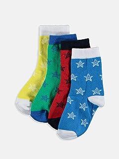 LC WAIKIKI Erkek Bebek Soket Çorap 4'lü