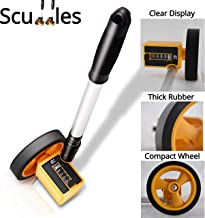 Scuddles Collapsible Measuring Wheel Measures Up To 10,000 Feet Perfect surveying Tool For Distance Measurment (Collapsible)