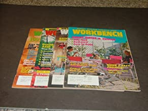 4 Issues Workbench Magazine January, March, May July, 1993