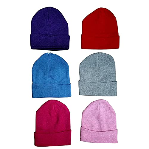 3e62fe93 Yacht & Smith Mens Womens Warm Winter Hats in Assorted Colors, Mens Womens  Unisex
