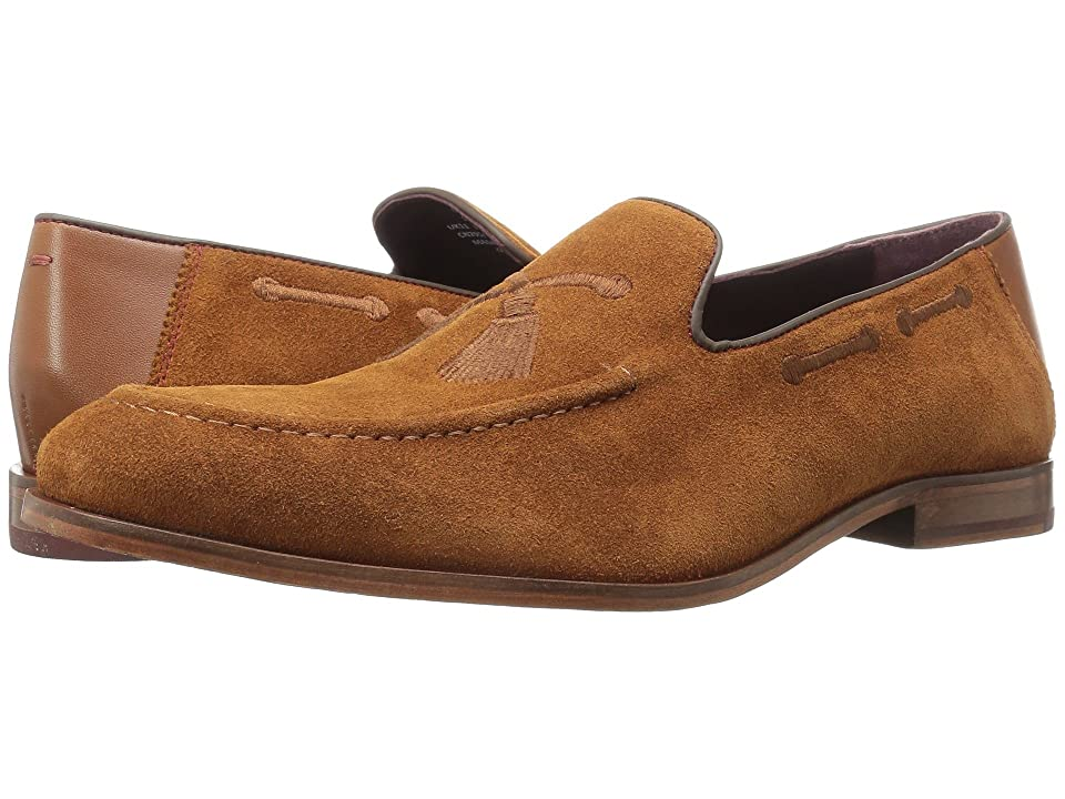 Ted Baker Cannan (Tan Suede) Men