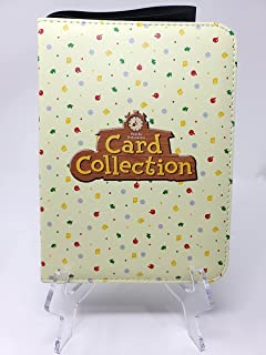 Binder for Animal Crossing Amiibo Cards (Binder Only, No Cards)