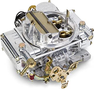 Holley Performance 122-102 Carburetor Jet; Standard Main Jet; 1//4-32 UNF Thread; Hole Size 0.1280 in.; Pair;