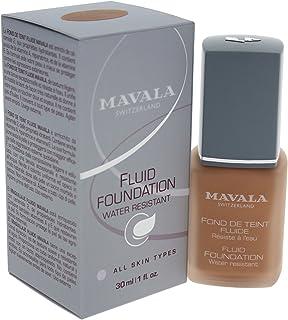 Mavala Fluid Foundation, No.03 Beige-Dore, 1 Ounce