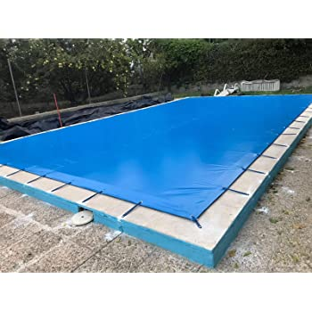 INTERNATIONAL COVER POOL Cubierta de Invierno para Piscina 3x6 ...