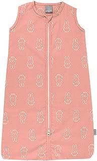 Miffy 夏季睡袋带拉链,110 厘米。 颜色:桃红色-白色。