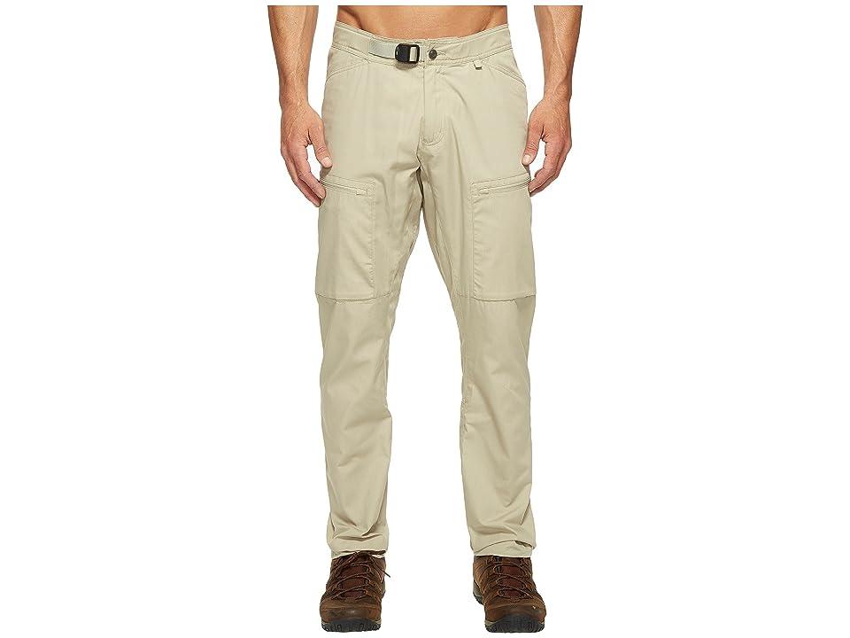 Fjallraven Abisko Shade Trousers (Limestone) Men