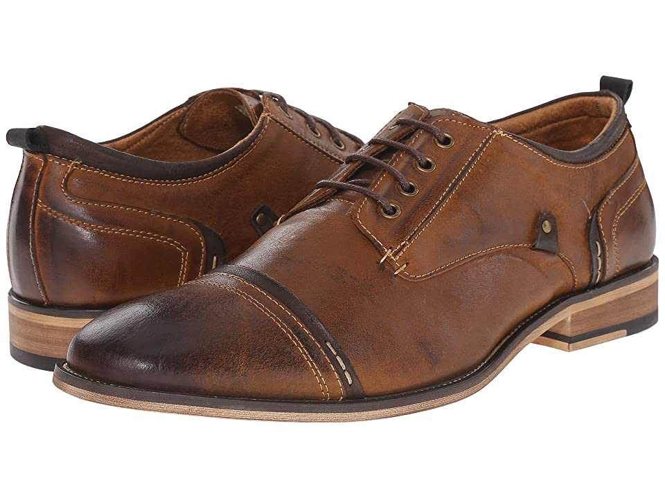 Steve Madden Jamyson (Tan Leather) Men