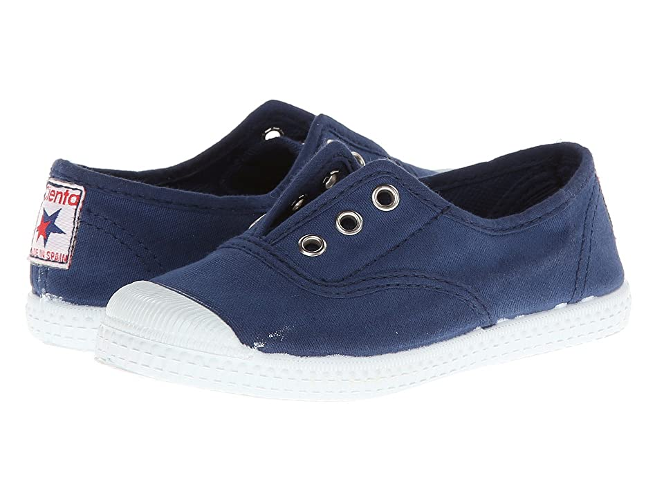 Cienta Kids Shoes 70997 (Toddler/Little Kid/Big Kid) (Dark Blue) Kids Shoes