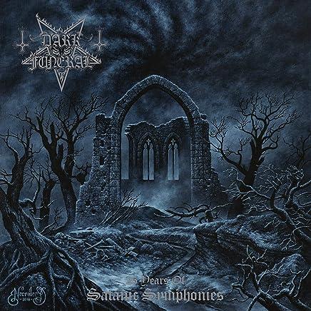 Dark Funeral - 25 Years Of Satanic Symphonies Ltd. Deluxe poster flag (2019) LEAK ALBUM