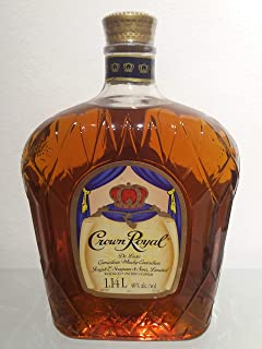 Crown Royal 1.14l 1980s Whisky