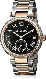 Michael Kors Women's MK5957 Skylar Black Stainless Steel Watch