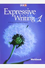 Expressive Writing Level 1, Workbook: Workbook Bk. 1 Paperback